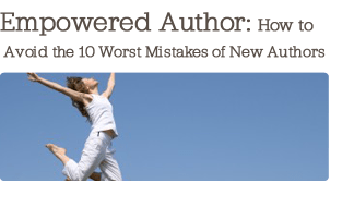 avoid mistakes of new authors